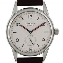 NOMOS Club Datum new Manual winding Watch with original box and original papers 733