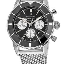 Breitling Superocean Héritage II Chronographe Steel No numerals United States of America, New York, Brooklyn