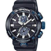 Casio Carbon Kvarc Crn Arapski brojevi 50.1mm nov G-Shock