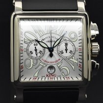 Franck Muller White gold 45mm Automatic 10000 K CC pre-owned