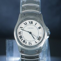 Cartier Santos (submodel) 19201 Very good Steel 33mm Automatic
