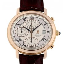 Audemars Piguet Millenary Chronograph Rose gold 37mm Roman numerals