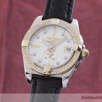 Breitling Galactic 36 Gold/Stahl 36.5mm Deutschland, Chemnitz