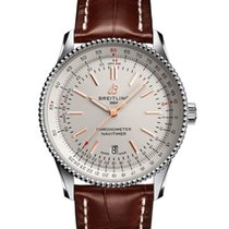 Breitling Navitimer Steel 41mm Silver No numerals United Kingdom, London