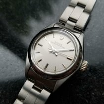 Rolex Oyster Perpetual Steel 24mm Silver United States of America, California, Beverly Hills