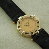 Omega Constellation Yellow gold 24mm Gold