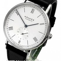 NOMOS 234 Steel Ludwig 38 37.5mm new