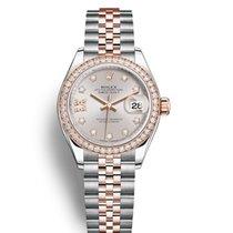 Rolex Lady-Datejust новые Автоподзавод Часы с оригинальными документами и коробкой M279381rbr-0019