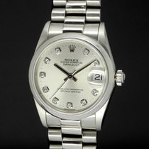 Rolex Platin 31mm Automatik 68246 gebraucht
