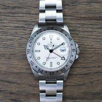 Rolex Explorer II Steel 40mm White No numerals United States of America, California, Glendale