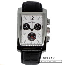 Paul Picot American Bridge Acero 33mm