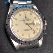 Rolex Explorer II 16550 Very good Steel 40mm Automatic