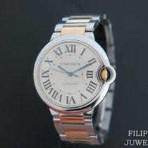 Cartier Altın/Çelik 36mm Otomatik W6920047 ikinci el