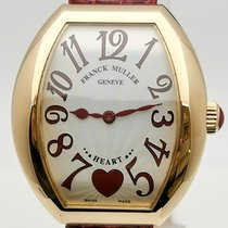 Franck Muller Heart Rose gold 34mm Silver Arabic numerals United States of America, Florida, Miami