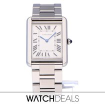 Cartier Tank Solo W5200014 2011 pre-owned