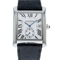 Cartier Tank MC W5330003 2010 pre-owned