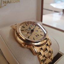 Ulysse Nardin GMT +/- Perpetual 322-88 2001 подержанные