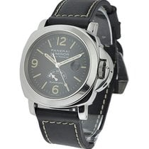 Panerai PAM00027B PAM 27 - Power Reserve T dial Silver arrow...