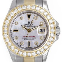 Rolex Ladies Yacht - Master 2-Tone Watch 169623