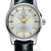 Longines Conquest Heritage Silver Dial  40mm  R