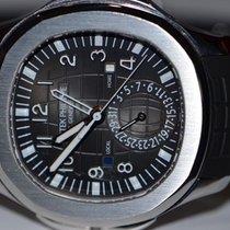 百達翡麗 (Patek Philippe) Aquanaut Dual Time Stainless Steel...