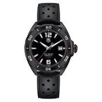 TAG Heuer Formula 1 41mm Date Automatic Mens Watch WAZ2115.FT8023