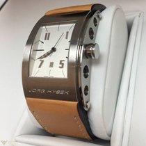 Jorg Hysek Stainless Steel Automatic Men`s Watch