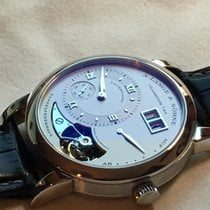 A. Lange & Söhne Manual winding pre-owned Lange 1