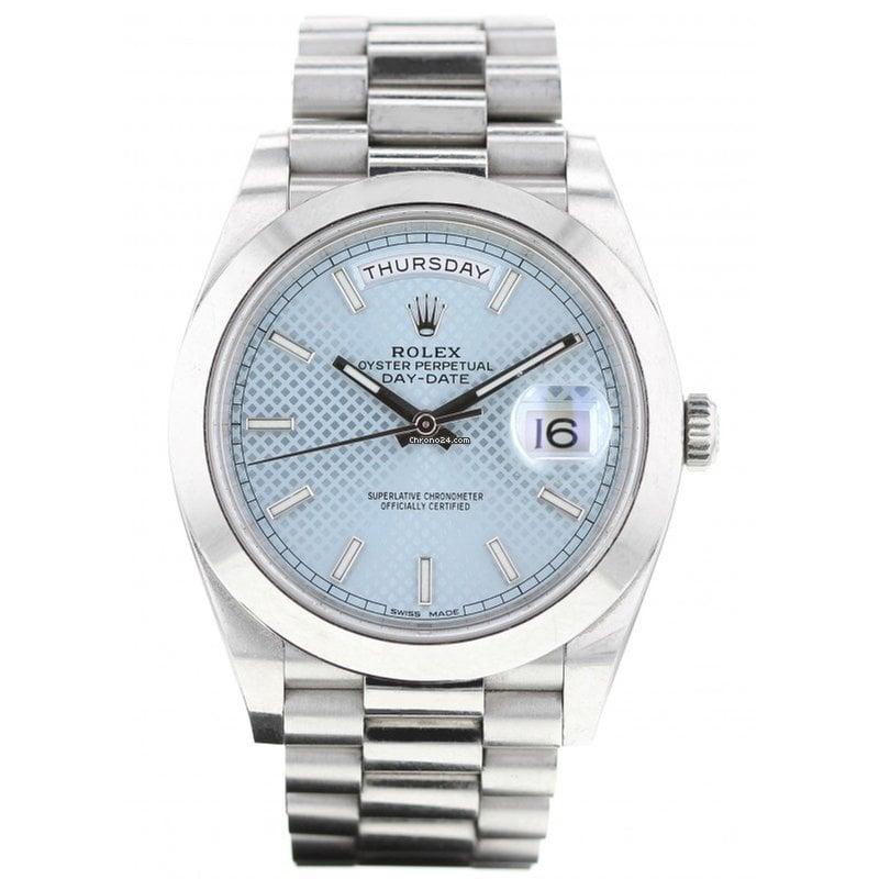 e55551a3b74 Rolex Day-Date - Todos os preços de relógios Rolex Day-Date na Chrono24