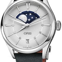 Oris Artelier Date Steel Silver United States of America, New York, Brooklyn