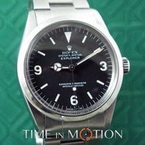 Rolex Last year  Explorer 1 model 1016 Rare  Full Set Full...
