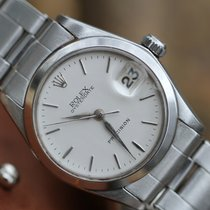 Rolex Oyster Precision Staal 31mm Wit Nederland, Maastricht