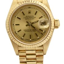 Rolex Datejust Bon Or jaune 26mm Remontage automatique