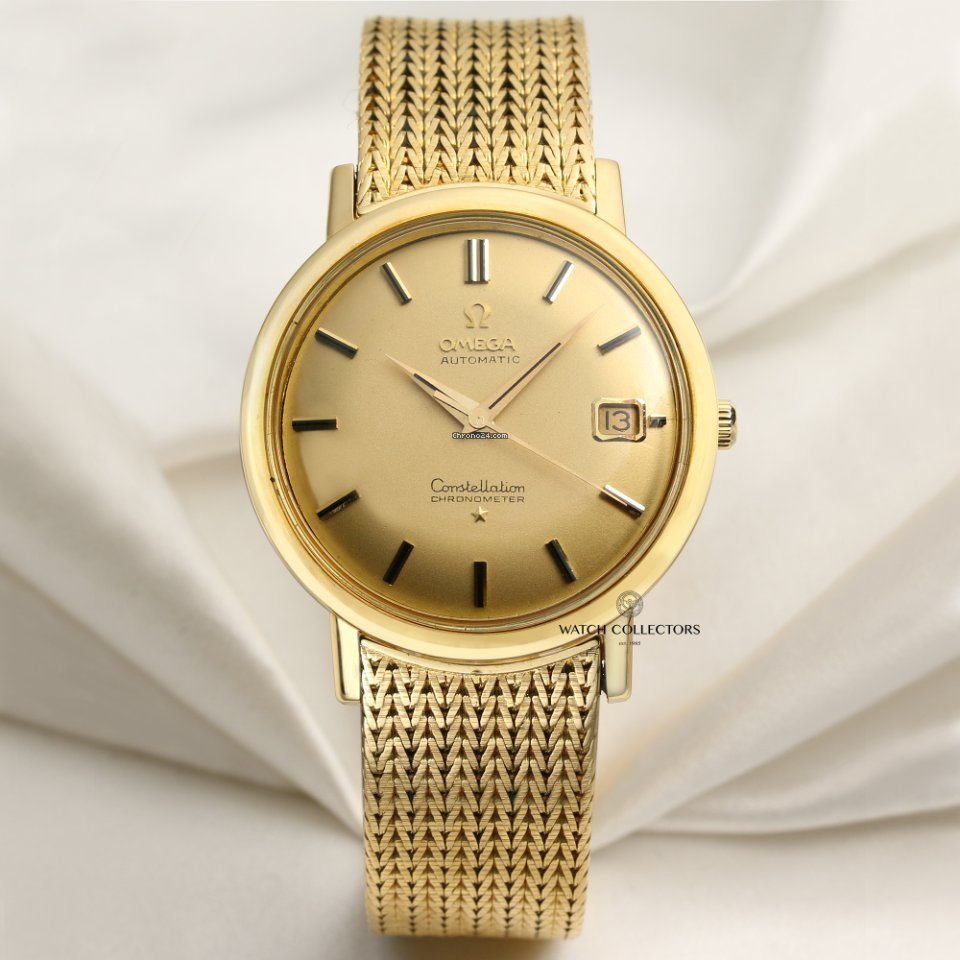 ed4f3e0a561 Pre-owned Omega Constellation