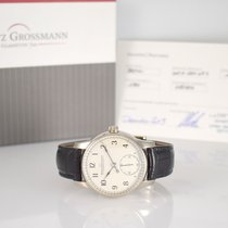 Moritz Grossmann White gold 41mm Manual winding 001.A-221-01-1 pre-owned
