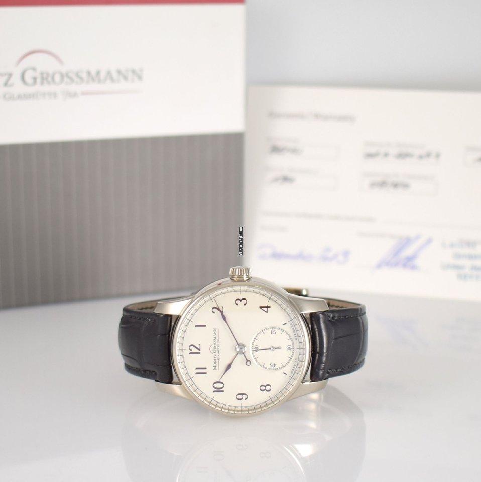f29b66b9ad0eb Zegarki Moritz Grossmann - Wszystkie ceny dla zegarków Moritz Grossmann na  Chrono24