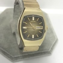 Seiko Gold/Steel Automatic 5 pre-owned United Kingdom, Hertfordshire