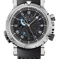 Breguet 45mm Automatic pre-owned Marine