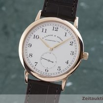 A. Lange & Söhne Red gold 36mm Manual winding 1815 pre-owned