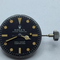 Rolex Submariner (No Date) Stål 40mm Sort Ingen tal