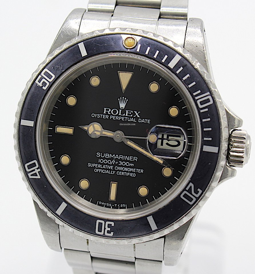 070efffe Rolex Submariner - все цены на Chrono24