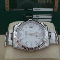 Rolex Acier 36mm Remontage automatique 116234 occasion