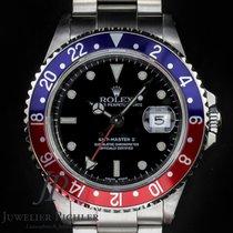 Rolex 16710 Stahl 2004 GMT-Master II 40mm gebraucht
