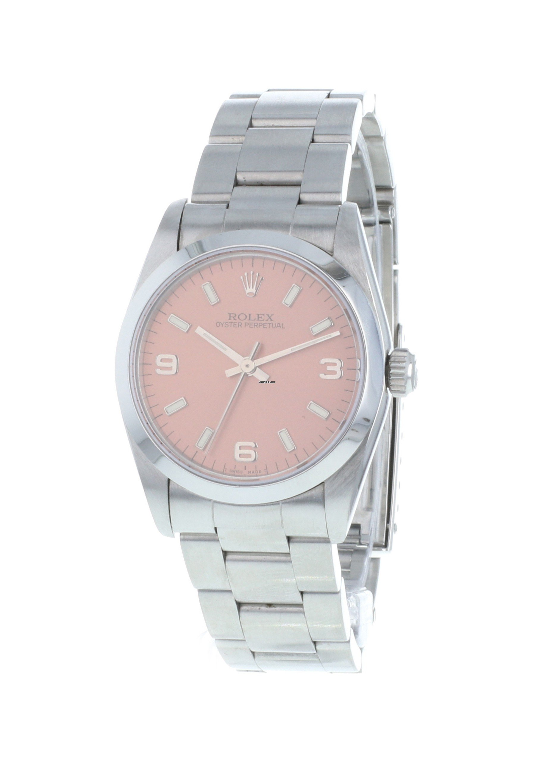 véritable rechercher l'original couleurs délicates Rolex Oyster Perpetual Medium for $4,489 for sale from a ...