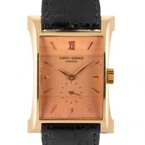 Cuervo y Sobrinos Rose gold Automatic 02412/2 pre-owned