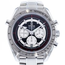 Omega Speedmaster Broad Arrow Steel 44mm Silver United States of America, Georgia, Atlanta