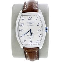 Longines Steel 35mm Automatic L27294734 new
