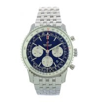 Breitling AB0121211B1A1 Steel 2019 Navitimer 1 B01 Chronograph 43 43mm new