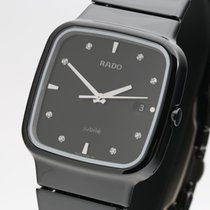 Rado r5.5 Ceramic 36mm Black