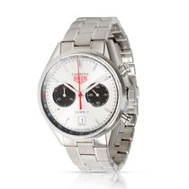 TAG Heuer Carrera Calibre 17 Steel 41mm Silver United States of America, New York, New York